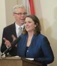 Minister Erin ...