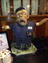 Zombie cake ...