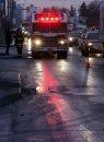Fire truck ...