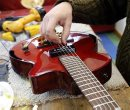 Guitar maker ...