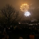 Fireworks at ...