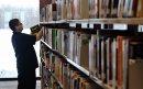 Library clerk, ...