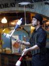 Juggler Isaac ...