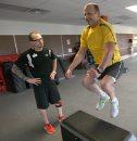 Trainer Eddie ...