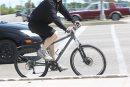 A Cyclist ...