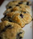 Berry scones, ...