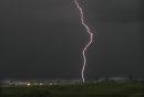 A lightning ...
