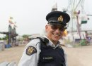 RCMP officer ...