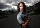 Taz Stuart will run for city council, See Bart Kives story. September 11, 2014 - (Phil Hossack / Winnipeg Free Press)