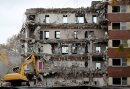 A demolition ...