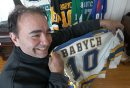 Wayne Babych a ...