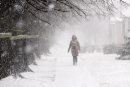 Heavy Snow- A ...