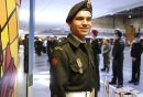 Army cadet ...