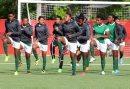 Team Nigeria ...
