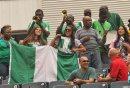 Nigerian fans ...