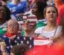 USA fans ...
