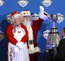 Santa and ...