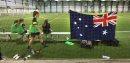 Team Australia ...