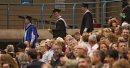 Graduating ...
