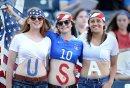 Team USA ...