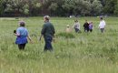 People walk the paths while at the 9th Annual Monarch Butterfly Festival at the Living Prairie Museum.  150719 July 19, 2015 MIKE DEAL / WINNIPEG FREE PRESS