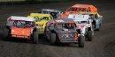 Race cars ...