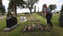Cemetery ...