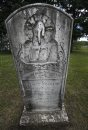 Grave stone of ...