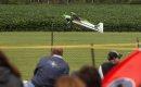 A model plane ...