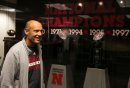 Mike Riley in ...
