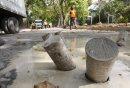 Concrete core ...