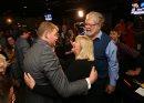 NDP candidate ...