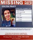 Colten Pratt ...