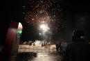 A fireworks ...