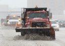 Snow plows ...