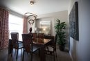 MIKE DEAL / WINNIPEG FREE PRESS 323 Stan Bailie Drive in South Pointe for a New Homes feature. Dining room 160519 - Thursday, May 19, 2016