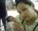 New mom ...
