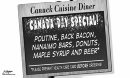 Canuck Menu - ...