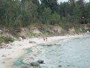 Victoria Beach ...