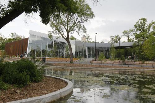 June 3, 2012 - 120603  -  Qualico Centre at Assiniboine Park Sunday June 3, 2012.    John Woods / Winnipeg Free Press