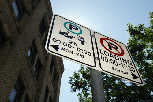 Parking in  high use areas , parking signs on Arthur St  Mary Agnes Welch story – Parking rates going up in the exchange  and other high use areas  KEN GIGLIOTTI  / WINNIPEG FREE PRESS  /  July 5 2012
