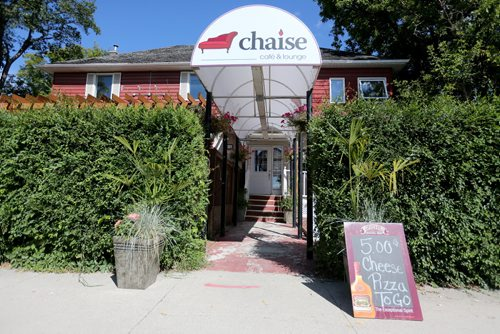 The winnipeg free press store for Chaise cafe winnipeg