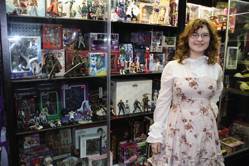 Canstar Community News Tabitha McLelland. (JORDAN THOMPSON)