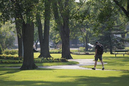 July 20, 2014 - 140720  -  St John's Park photographed Sunday, July 20, 2014. John Woods / Winnipeg Free Press