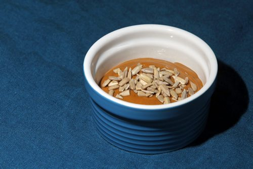 "FOOD - Recipe swap. No-peanut ""peanot"" sauce. BORIS MINKEVICH / WINNIPEG FREE PRESS October 20, 2014"