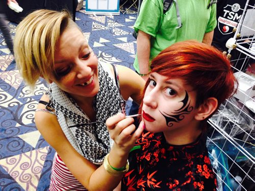 Cartizan Face Painting