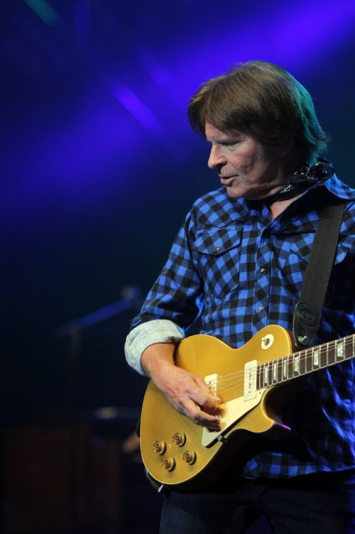 John Fogerty at MTS Centre. Cross Canada tour. BORIS MINKEVICH / WINNIPEG FREE PRESS November 19, 2014