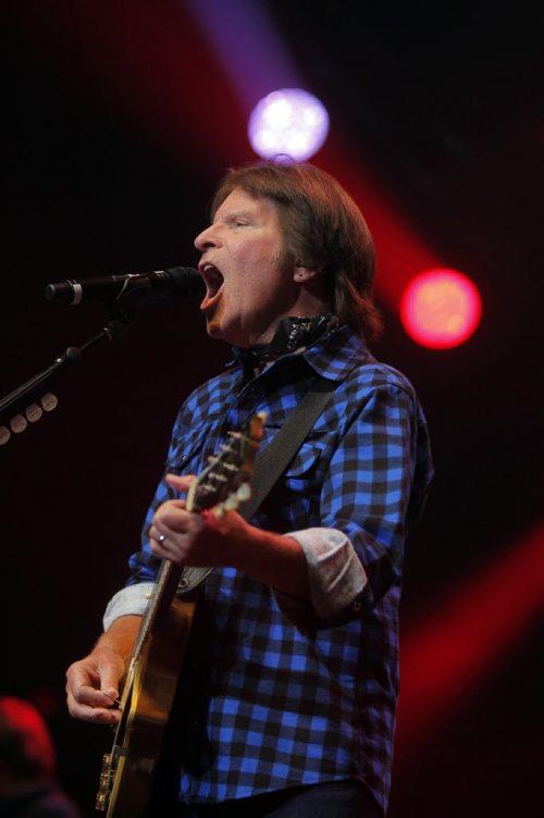 John Fogerty at MTS Centre. Cross Canada tour. BORIS MINKEVICH / WINNIPEG FREE PRESS November 19, 2014