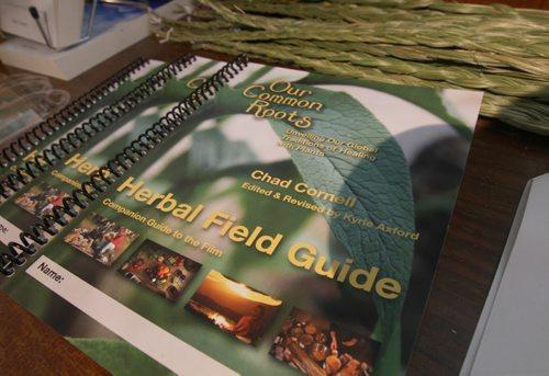 Chad Cornell and Nancy Hall own Hollow Reed Café 875 Corydon Ave.–Book produced by Chad Cornell -See Alexander Paul story- Aug 19, 2015   (JOE BRYKSA / WINNIPEG FREE PRESS)