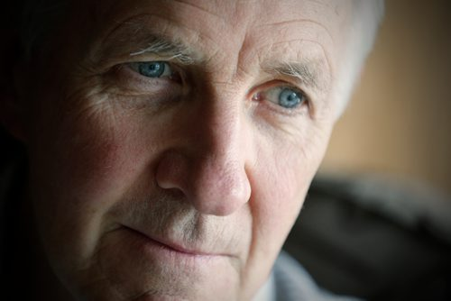 JOHN WOODS / WINNIPEG FREE PRESS Dr John Walker, clinical psychologist, spoke about trauma and memory and is photographed at his home Monday, August 13, 2017.